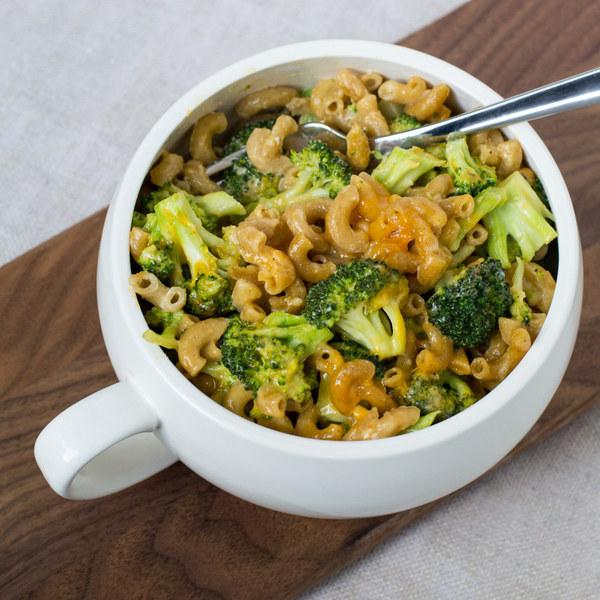Skillet Broccoli Mac 'n' Cheese